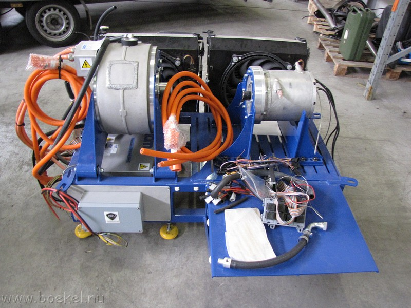 Uqm Powerphase 150 System For Sale Diy Electric Car Forums